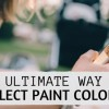 Paint color selection blog cover
