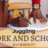 WORK AND SCHOOL BLOG
